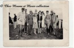 MAROC FES FEZ 1929 - GENERAL JOSEPH EMILE NIEGER  ET SOUS OFFICIERS - PHOTO MILITAIRE 13 X 9 CM - Guerre, Militaire