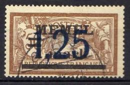 Memel (Klaipeda) 1922 Mi 50, Gestempelt [301016XIII] - Memelgebiet