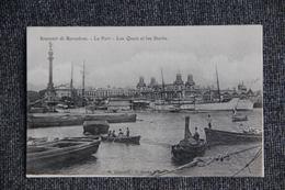 BARCELONA - Le Port, Les Quais Et Les Docks - Barcelona