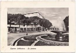 Italy, Italia, Lignano Sabbiadoro, La Fontana, 1960 Used RP Postcard [19109] - Udine