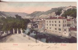 65-Sussak-Inghilterra-Regno Unito-Fiume-v.1902 X Catania-Siculy - Autres