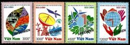 Vietnam - 2015 - Vietnam And The Climate Change - Mint SPECIMEN Stamp Set - Vietnam