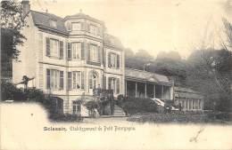 Sclessin - Etablissement Du Petit Bourgogne - Liege