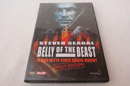 """DVD """"Belly Of The Beast"""" In Der Mitte Einer Bösen Macht (Uncut Edition) - Musik-DVD's"""