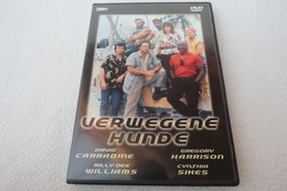 "DVD ""Verwegene Hunde"" David Carradine, Gregory Harrison, Billy Dee Williams - Musik-DVD's"