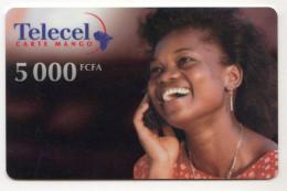 GABON Remote TELECEL MANGO GABON Date 2001 - Gabon
