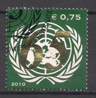 UNO Wien  (2010)  Mi.Nr.  677 I  Gest. / Used  (11ew19) - Vienna – International Centre
