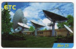 ETHIOPIE Recharge ETC BIRR 25 Date 2010 - Ethiopia