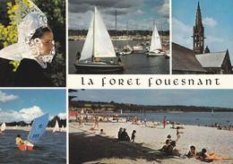 29---LA FORET FOUESNANT---multi-vues--voir 2 Scans - La Forêt-Fouesnant