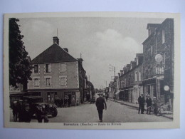 AL8 -  50  -  BARENTON  -  ROUTE  DE MORTAIN  -  (2) - Barenton