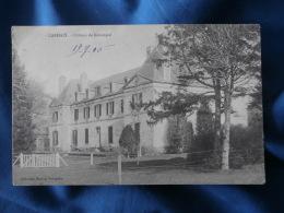 Carhaix  Chateau De Kerampul - Coll. Hamon - Circulée 1905 - L278A - Carhaix-Plouguer