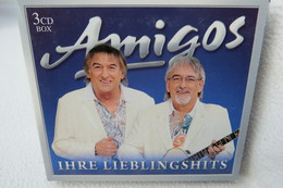 """3 CDs Box """"Amigos"""" Ihre Lieblingshits - Hit-Compilations"""