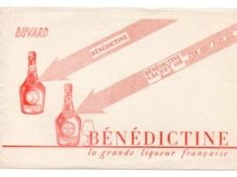 Buvard Bénédictine La Grande Liqueur Française - Liquor & Beer