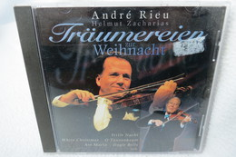 """CD """"André Rieu"""" Träumereien Zur Weihnacht - Chants De Noel"""