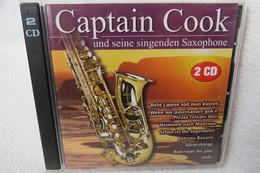 """2 CDs """"Captain Cook"""" Und Seine Singenden Saxophone - Instrumental"""