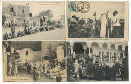 Lot Of 56 Old Postcards About Islam, Mosque , Medersa, Events Etc Worldwide - Arabie Saoudite