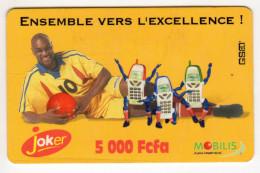 CAMEROUN Recharge GSM JOKER - Cameroun