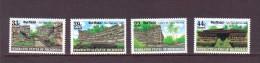 MICRONESIE 1985 RUINES Sc N°45-C16/18 NEUF MNH** - Micronésie