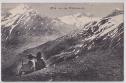BLICK VON DER GLETSCHERALP (Valais) - Felix Luib - VS Valais