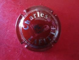 CHARLES LAFITTE. Bordeaux Et Argent. Quart - Lafitte, Charles
