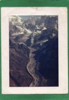 YAMATARI   Glacier: Yamatari   Népal, Asie  PHOTO   Année 1983   + Lettre - Nepal