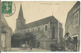 ARFEUILLES - L' Eglise - France