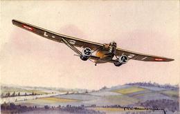 CP  - FARMAN 222 - PH CHARDONNEAU - - Flugzeuge