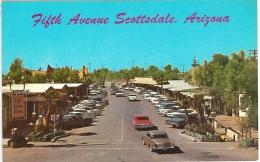CPM USA - Arizona - Scottdale - Fifth Avenue - Scottsdale