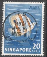 Singapore. 1962-66 Definitives. 20c Used. SG 71 - Singapore (1959-...)
