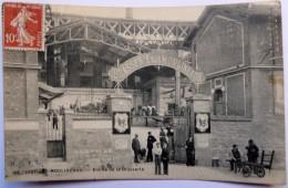 CPA  92 Issy Les Moulineaux - Entrée De La Brasserie - 1909 - Industrie