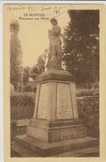 D15 - LE MONTEIL - MONUMENT AUX MORTS - Frankrijk