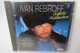 """CD """"Ivan Rebroff"""" Festliche Weihnachten - Christmas Carols"""