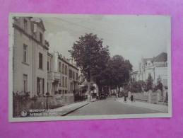 CPA LUXEMBOURG MONDORF LES BAINS AVENUE DU PARC - Mondorf-les-Bains