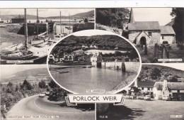 PORLOCK WEIR MULTI VIEW - England