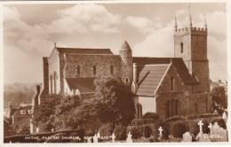 HYTHE PARISH CHURCH - England