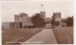 KINGSGATE CASTLE . MAIN ENTRANCE - England