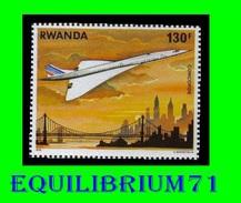 897** Histoire De L'aviation / Geschiedenis Van De Luchtvaart - RWANDA - 1970-79: Neufs