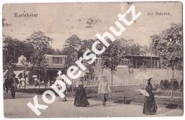 Karlshorst  1924  (z3755) - Lichterfelde