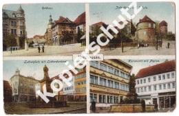 Nordhausen 1922, Judentürme, Schule, Lutherplatz Etc.  (z3757) - Nordhausen
