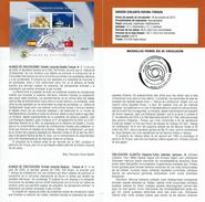 EMISSION JOINT ESPAGNE-TURQUIE - ALLIANCE DES CIVILISATIONS - DOCUMENT INSTRUCTIF DE L´ÉMISSION DE TIMBRE ESPAGNE - España