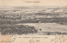 TOULON - Vue Générale - La Rade. Ed. Giletta, Phot., Nice N° 1781 - Toulon