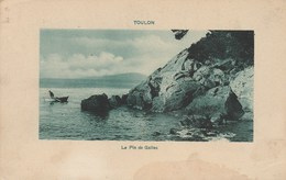 TOULON - Le Pin De Galles. Les Petits Tableaux - P. Giraud, à La Colette, Toulon - Maison CONTENT Au Dos - Toulon