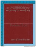 Carte D´identification ( Missionnaires Des Prètres Du Sacré-Coeur   ) Holy Card Image Pieuse Santino 2 Scan - Unclassified