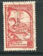 FRANCE- Y&T N°442- Oblitéré - Usados