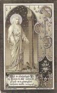 DP. URBAIN  VAN DAELE - ° SCHUYFFERS-CAPELLE 1886 - + 1897 - LEERLING  IN 'T GESTICHT ST-MICHIEL TE THIELT - Religión & Esoterismo