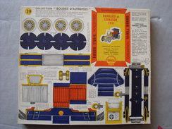 Collection Bolides D'Autrefois Shell Berre N° 19  Panhard Et Levassor  1911 - Voitures