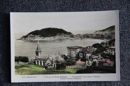 SAN SEBASTIAN - Vista Parcial Desde ALDAPETA - Guipúzcoa (San Sebastián)