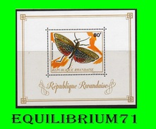 BL27** (510A) Insectes / Insecten - RWANDA - 1970-79: Neufs
