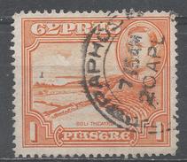 Cyprus 1938. Scott #146 (U) Soli Theater * - Chypre (République)