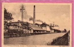 Colombier-Fontaine  - Fonderies De L'Est - France